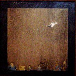 18-50x50cm-Acrylic on wood-Sold
